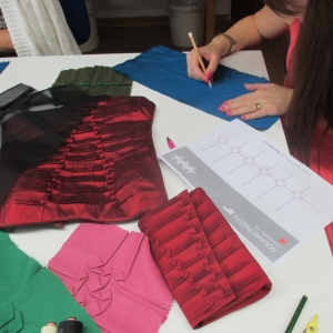 Jersey- und Origami-Workshop